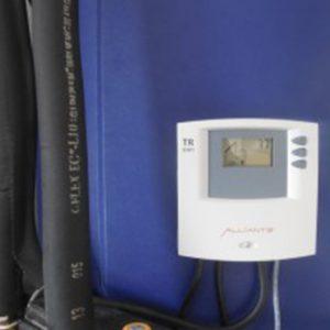 Régulation différentielle solaire STECA