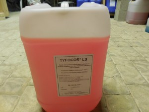 TYFOCOR LS anti gel